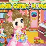 Decorate Sugar Candy House